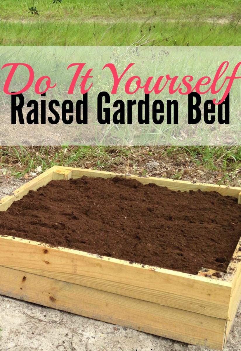 How to Build a Raised Garden Bed | Dengarden