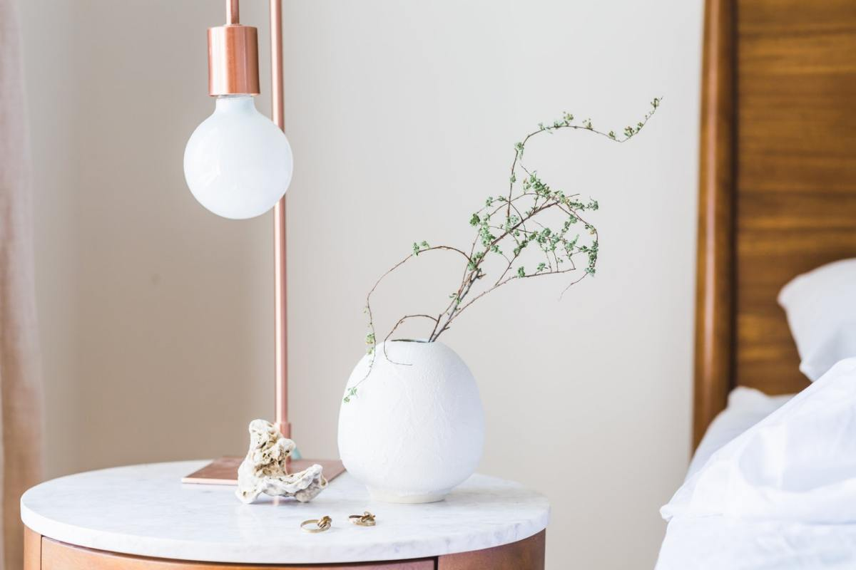 Induce better, more restful sleep by adding plants to your bedroom.