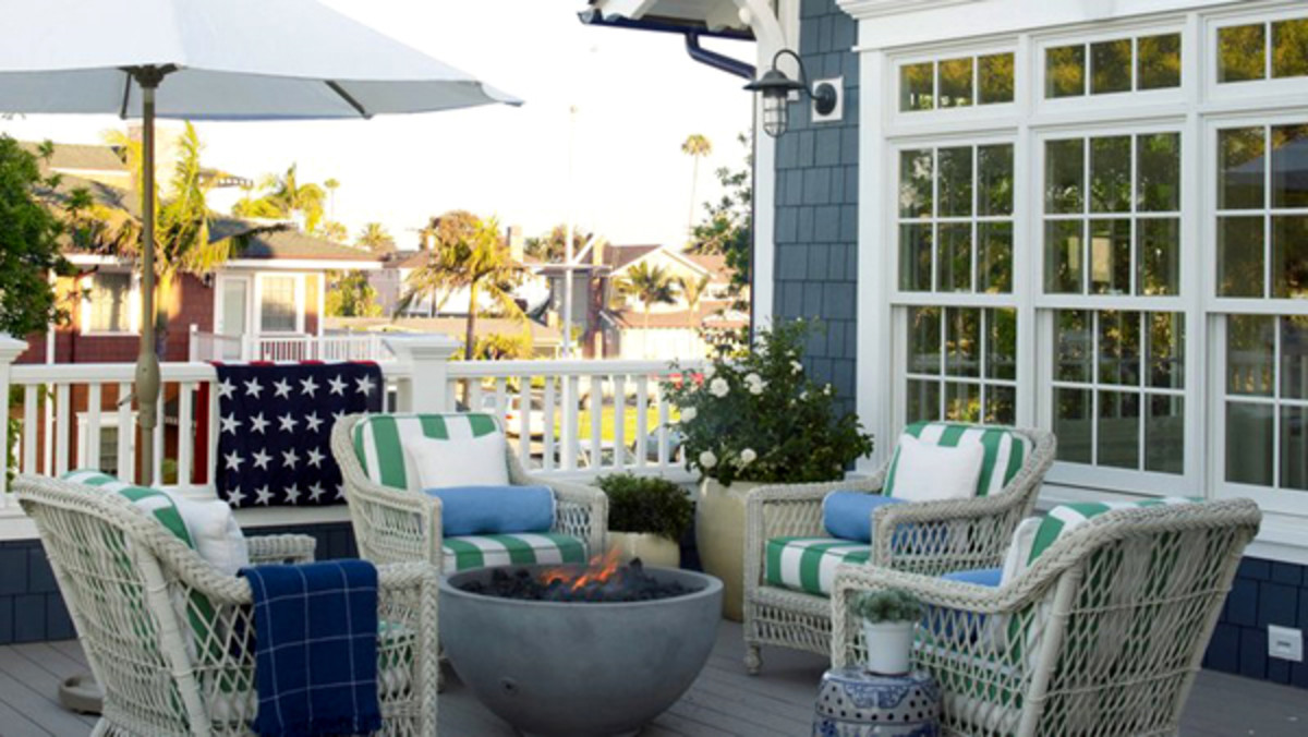 Secrets to Comfortable Outdoor Spaces