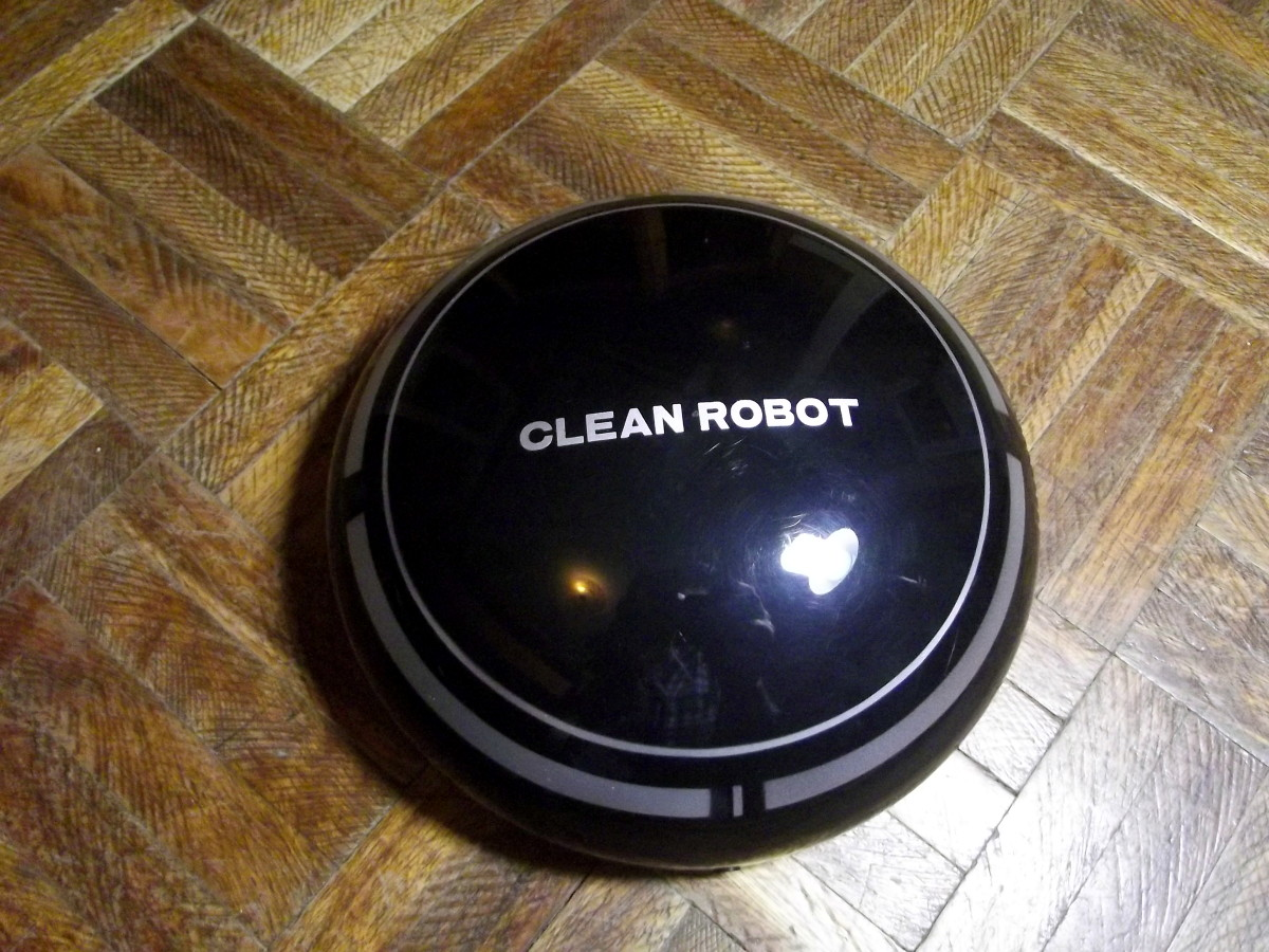 The Clean Robot
