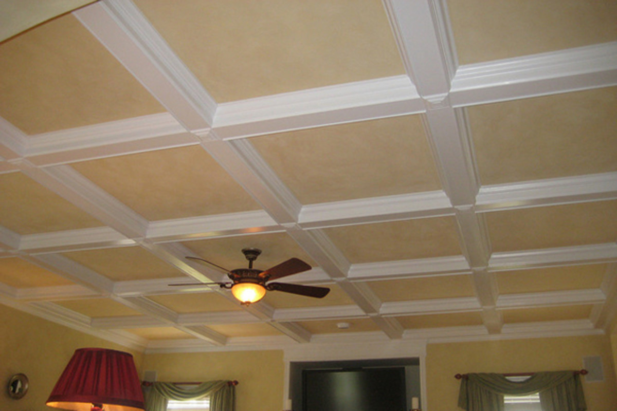 How to Make Your Ceilings Pop With Paint