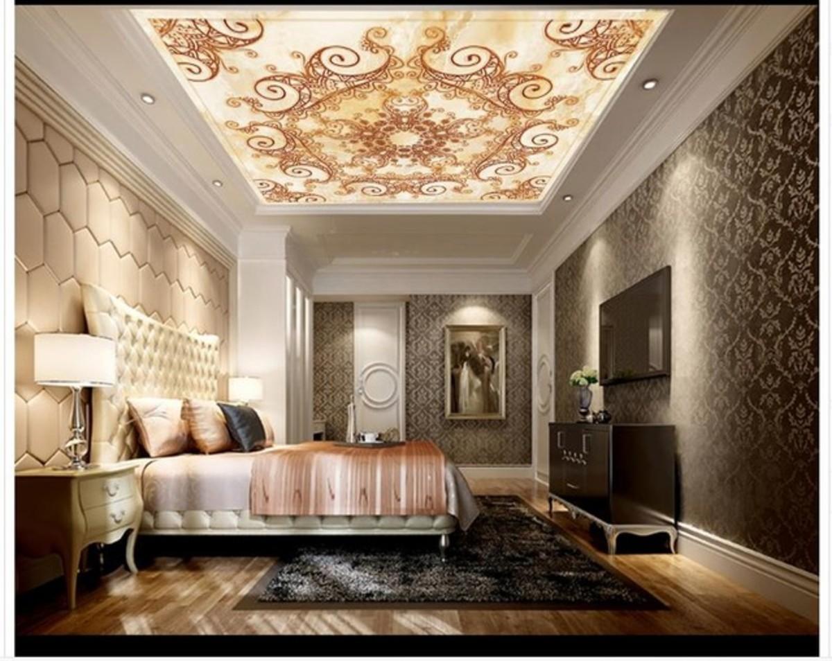 Ceiling-paper
