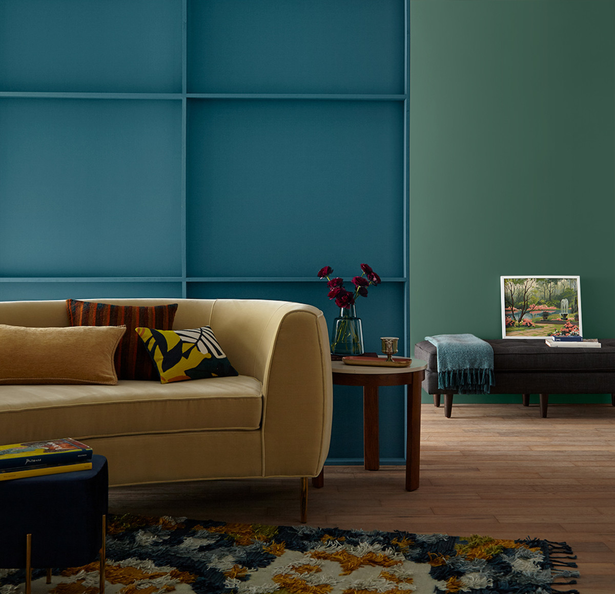 """2019 Color of the year """"Blueprint"""""""