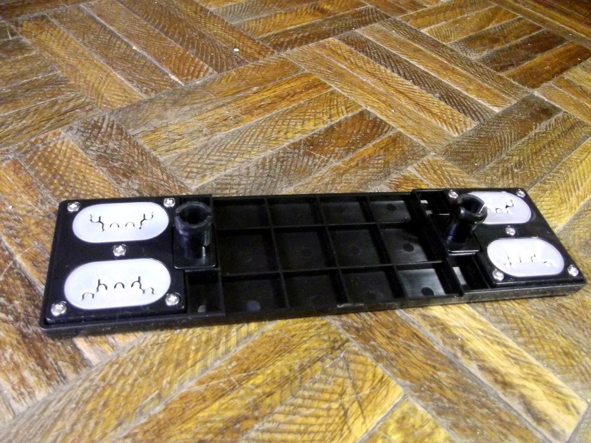 Mop plate used with Kobot RV353 Slim Series Robotic Vacuum