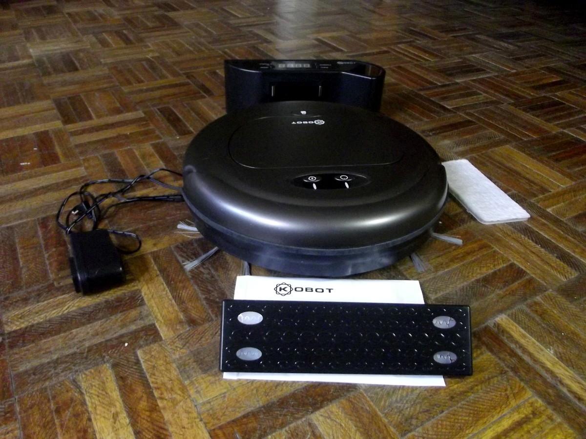 Kobot RV353 Slim Series Robotic Vacuum