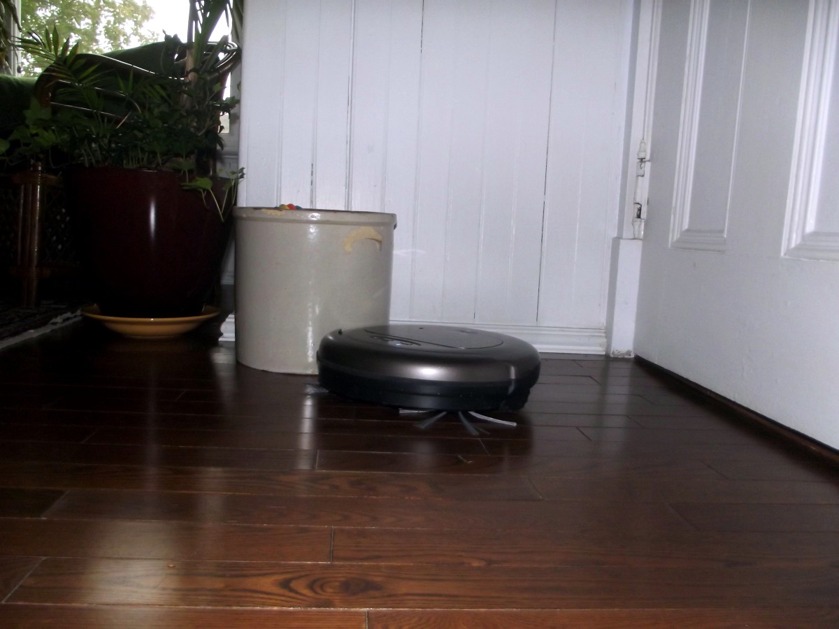 Review of the Kobot RV353 Slim Series Robotic Vacuum | Dengarden