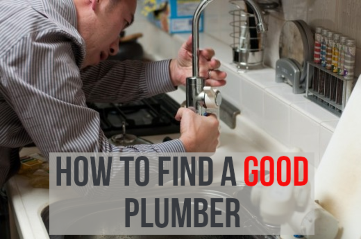 9 Ways to Find a Good Plumber