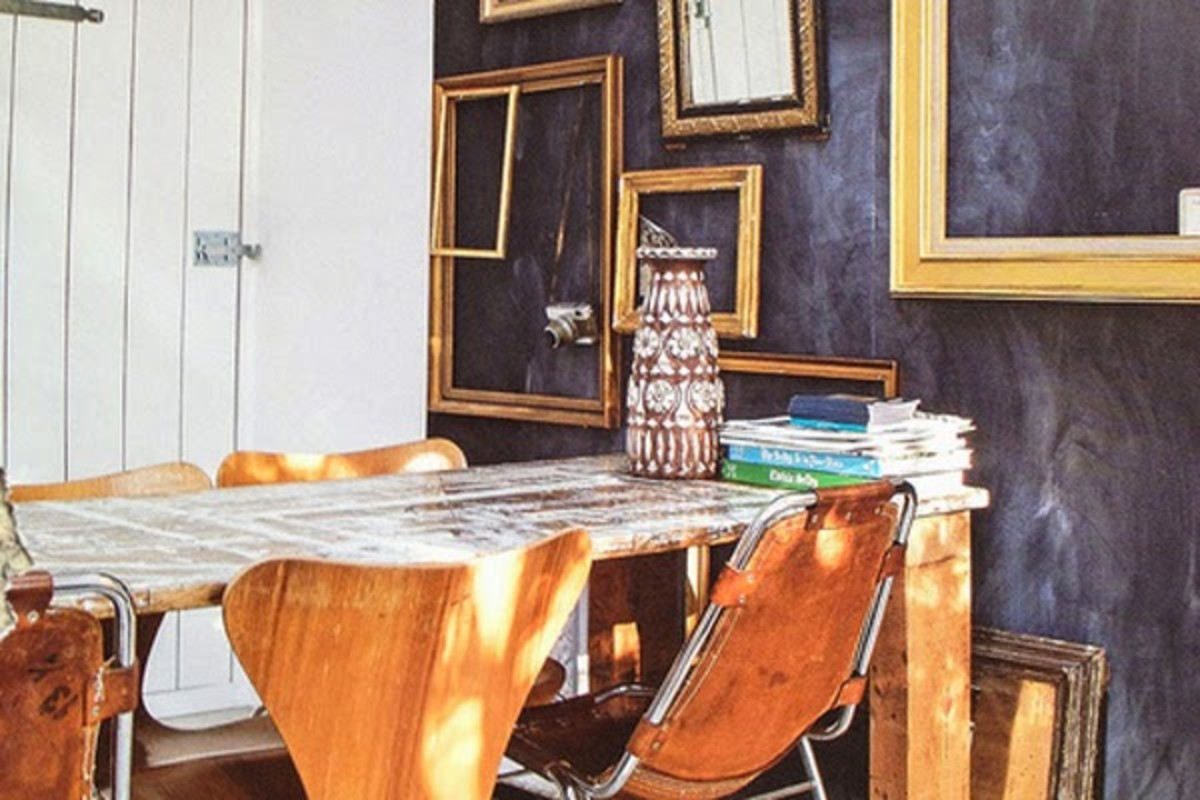 How to Decorate With Chalkboards and Chalkboard Paint