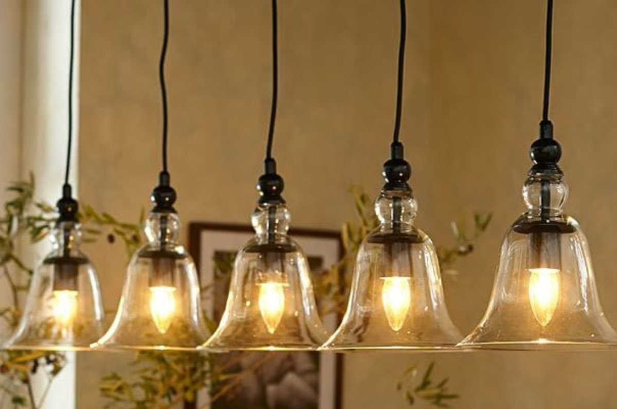 Imaginative Ways to Use Pendant Lighting