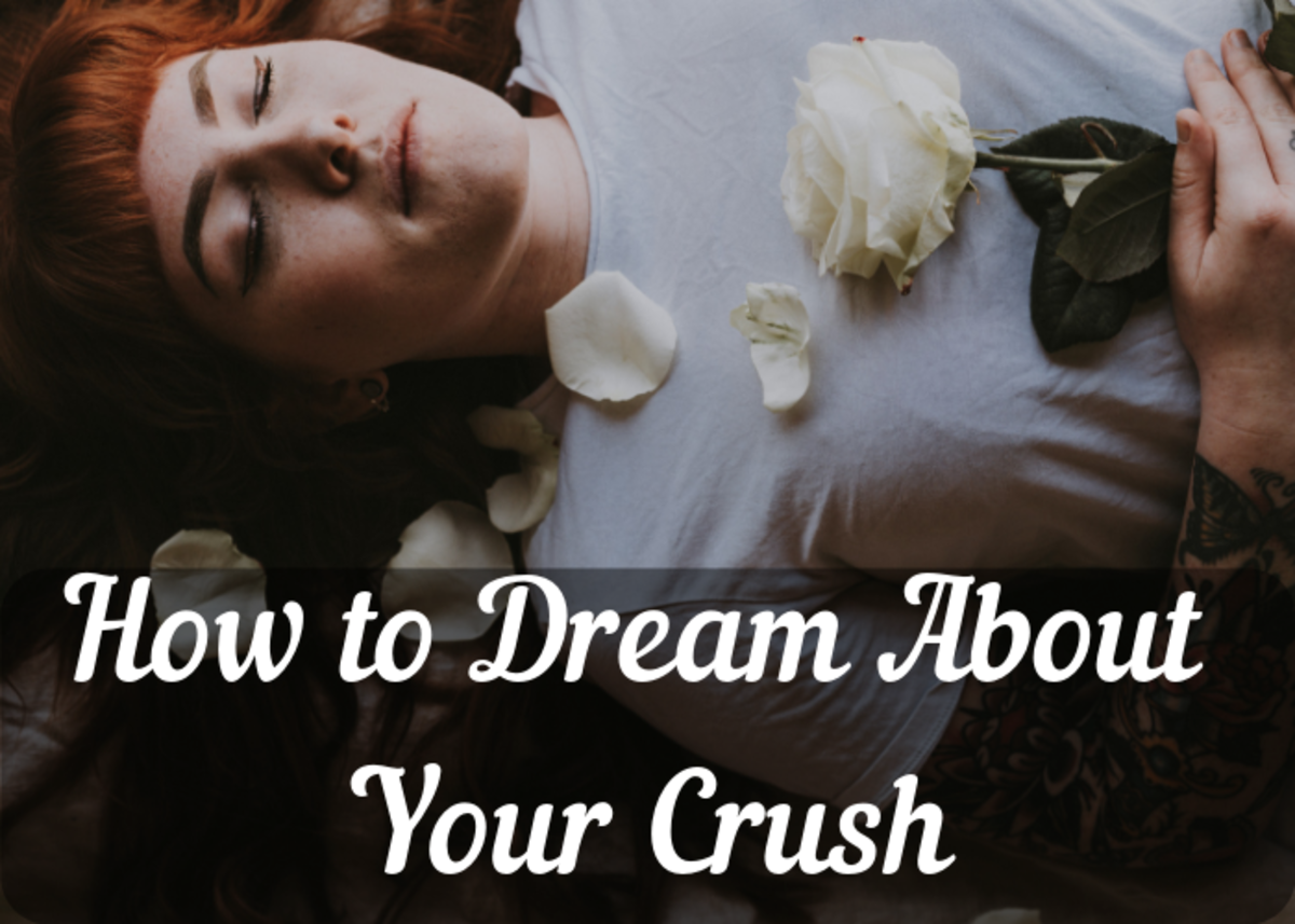 Here are some tips for dreaming about someone else.