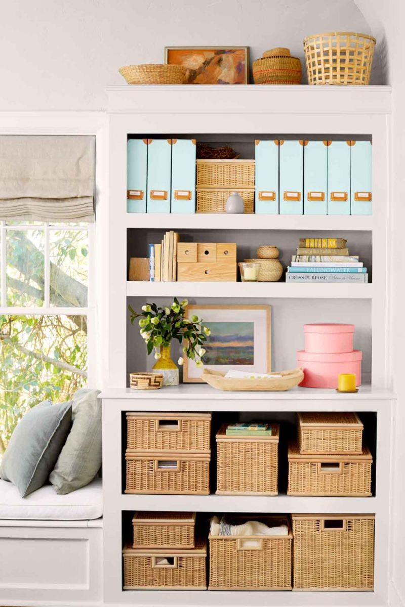 Once you've decluttered and organized, your house doesn't have to be picture perfect.