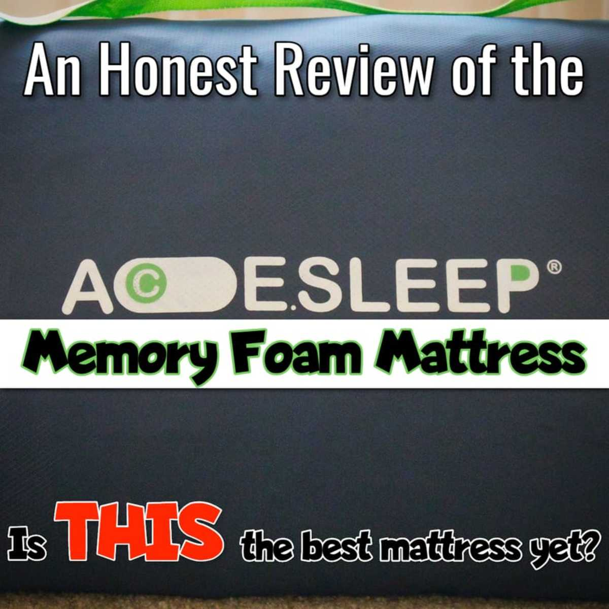 Acesleep Mattress: The Best Memory Foam for Side Sleepers?