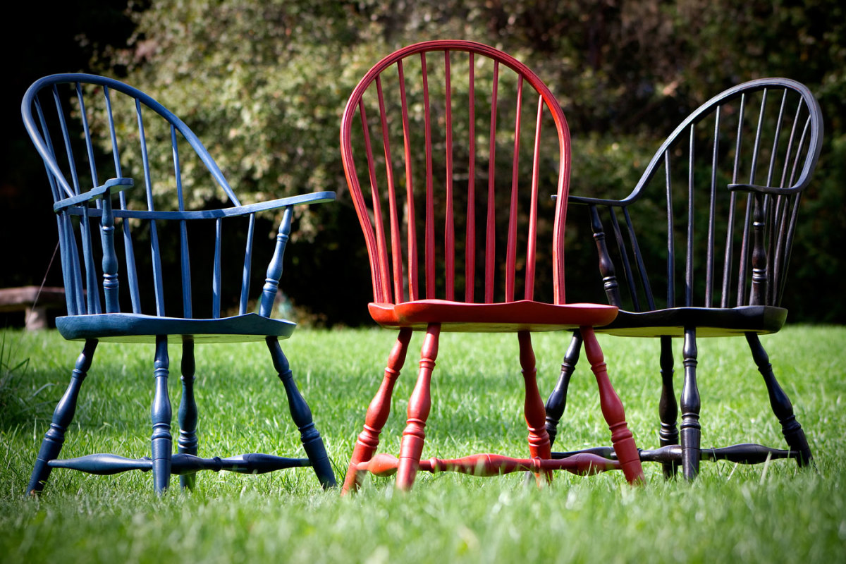 Windsor Chairs - A Timeless Clasic