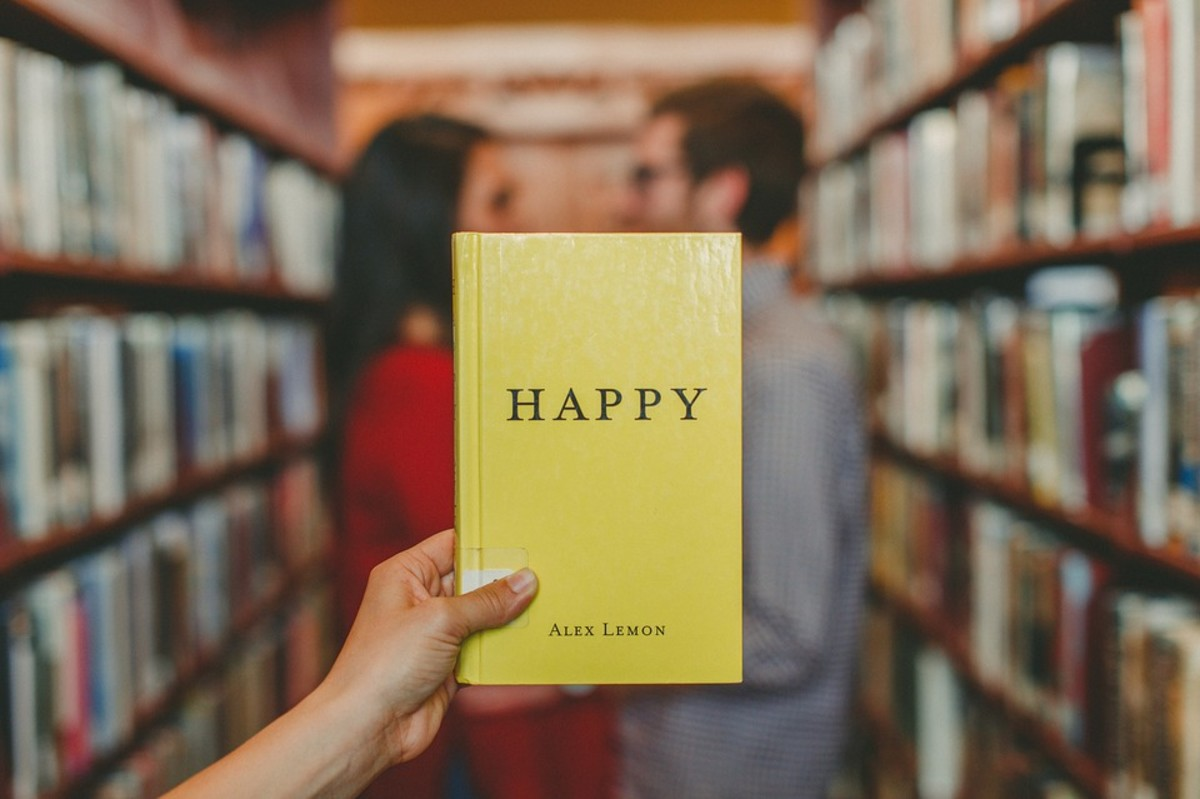 Keep the books that make you happy!