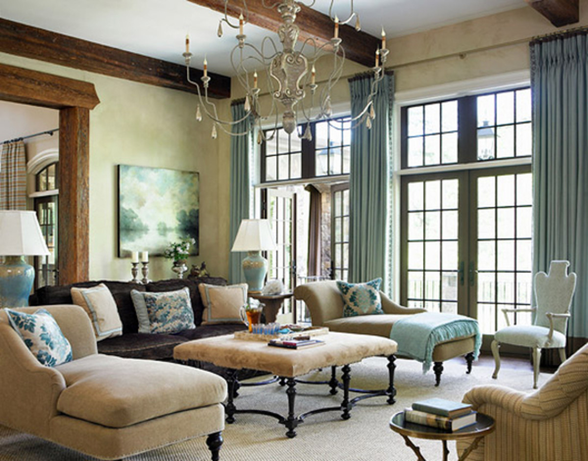 Traditional Design Style in Home Furnishings and Accessories