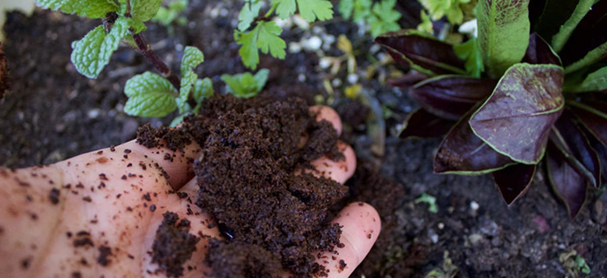 Loam soil is your goal.  Squeeze some soil in your hands and it should form a ball or sorts, but it will break or crack as the dirt is sifted through your fingers.