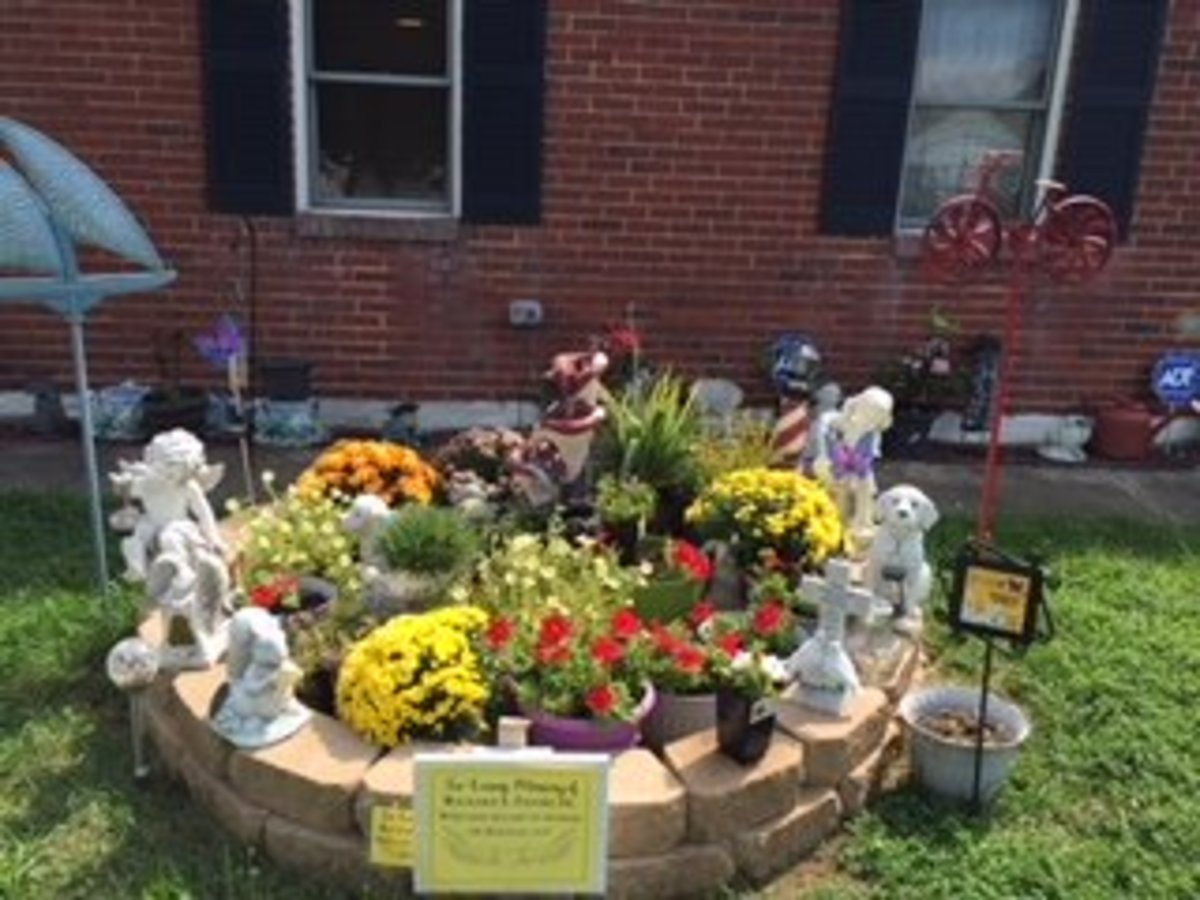 How to Make a Garden to Honor Your Loved One