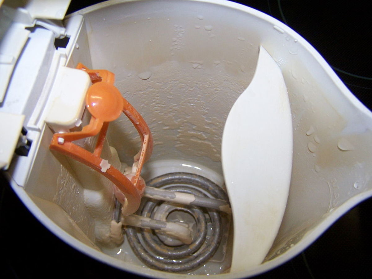 How To Remove Limescale From Kettle >> How to Descale a Kettle Naturally | Dengarden
