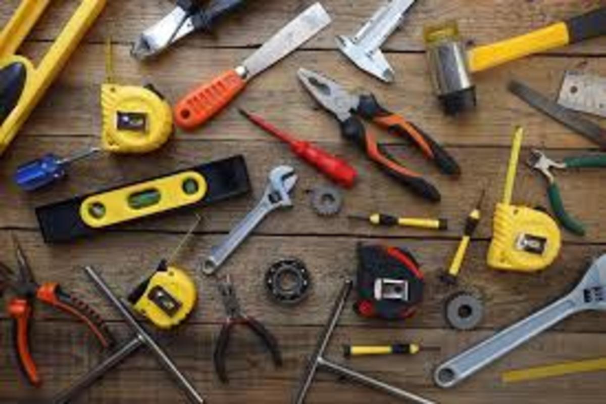 Three Cordless Power Tools Every Home Needs
