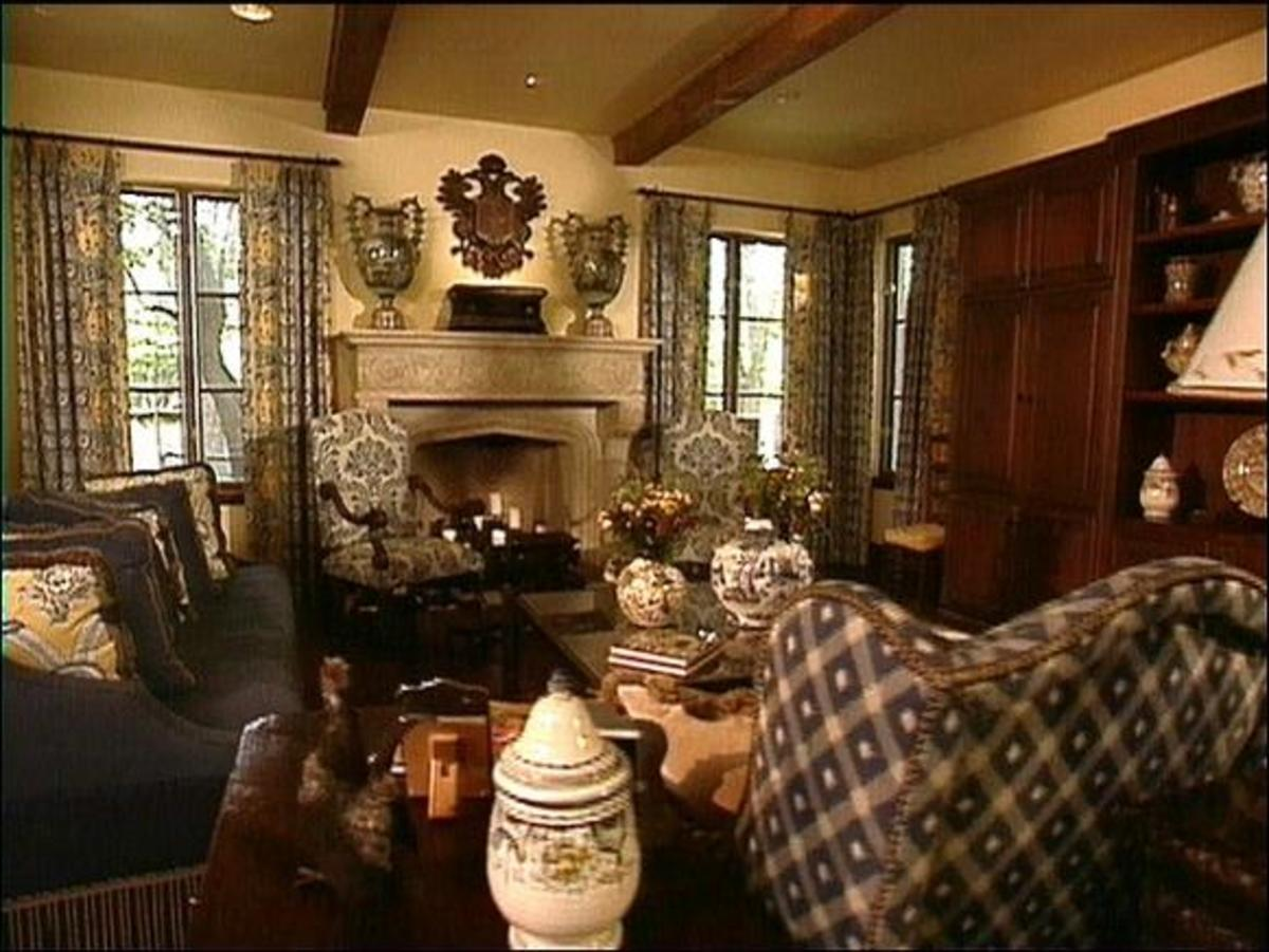 Adding Old World Style to Your Home