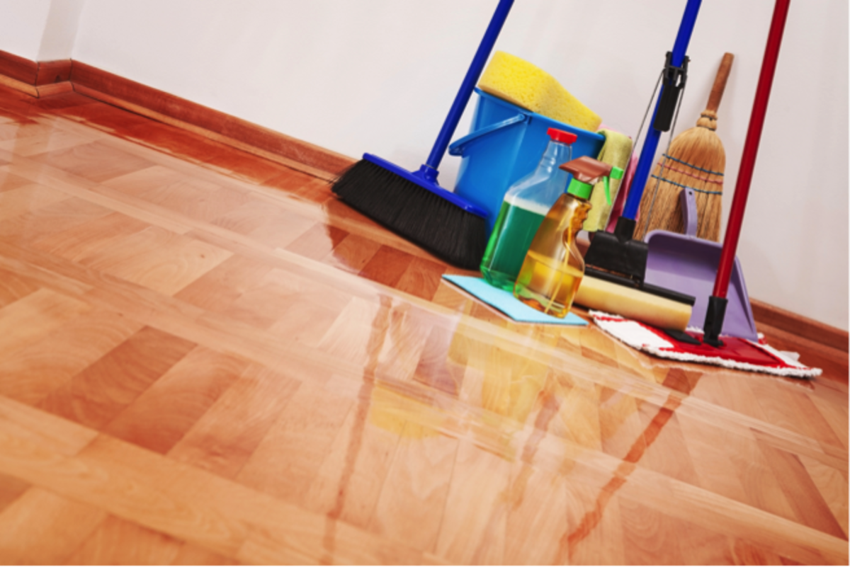 How to Keep Your Tile Floors Sparkling Clean