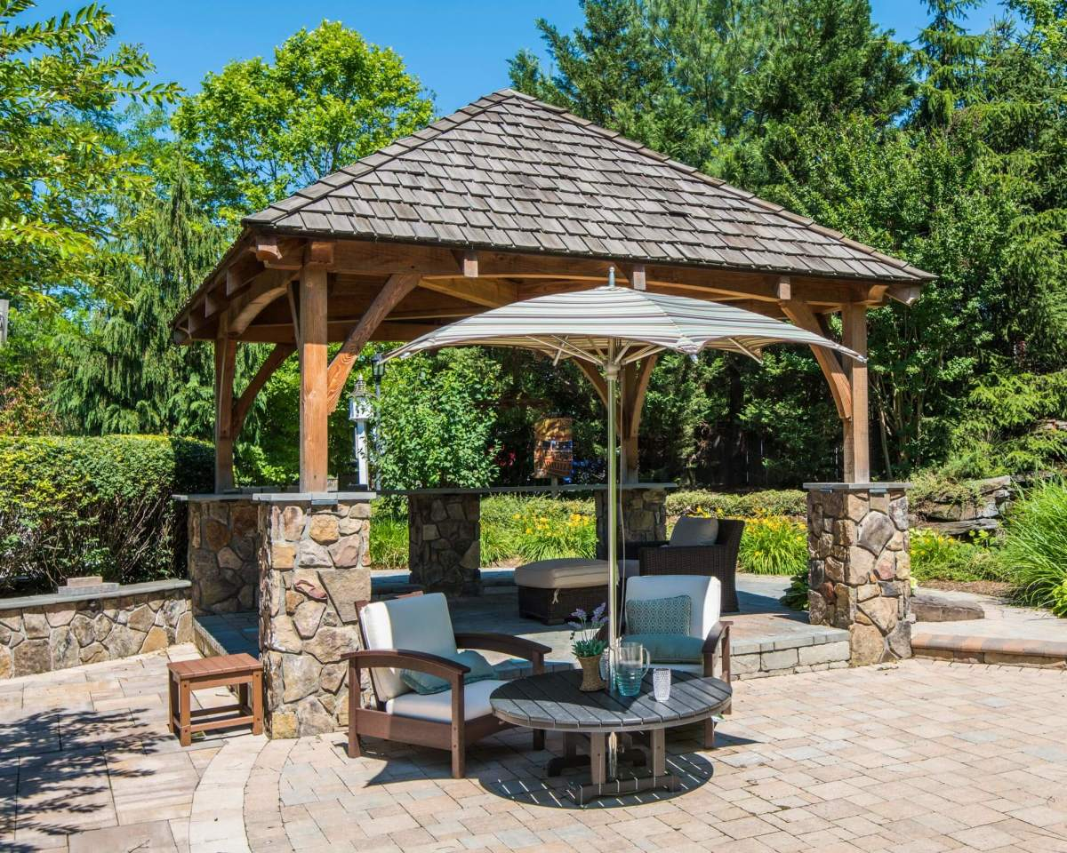 Discover a variety of patio shade ideas in this article