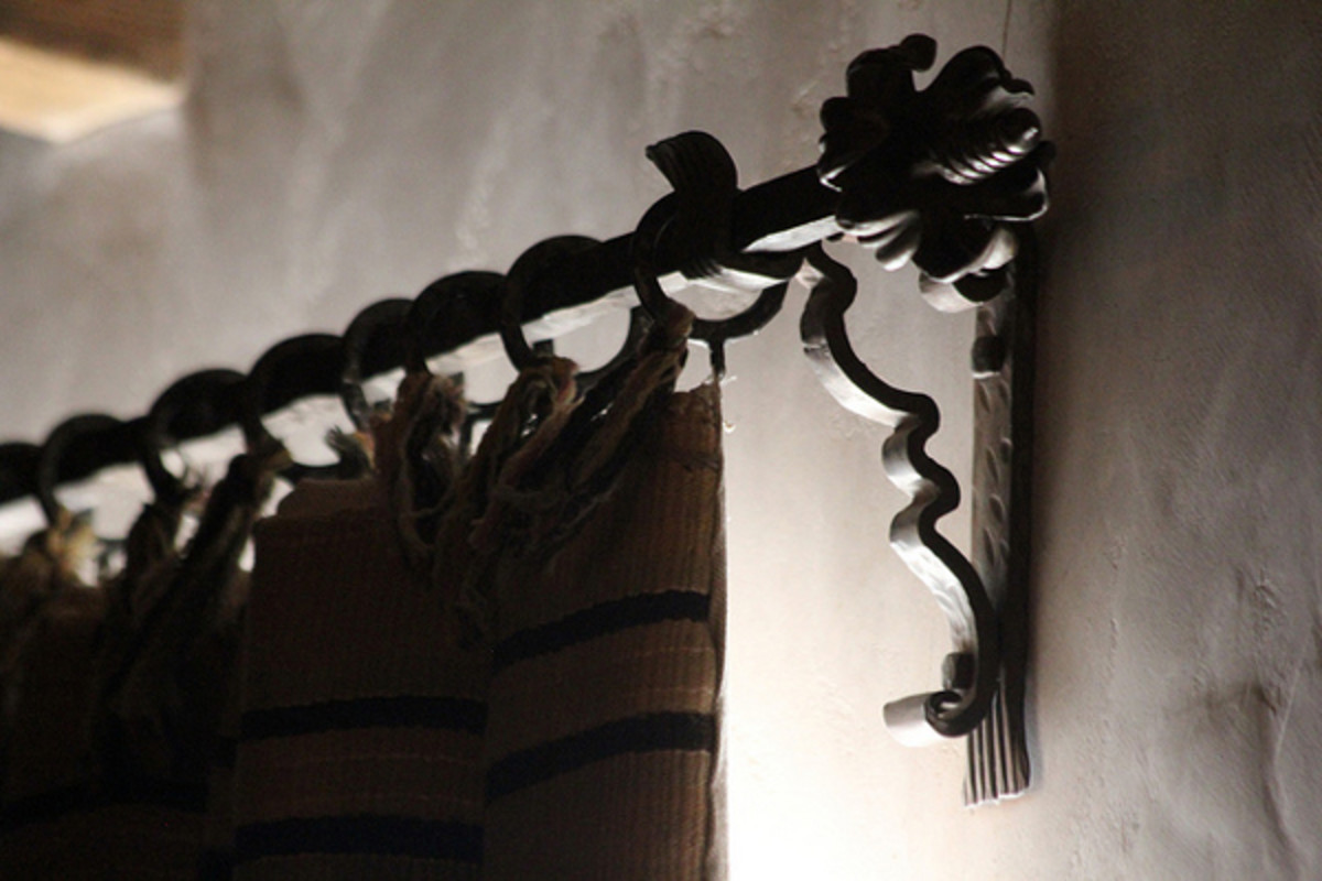 Understanding Different Curtain Rod Styles Dengarden