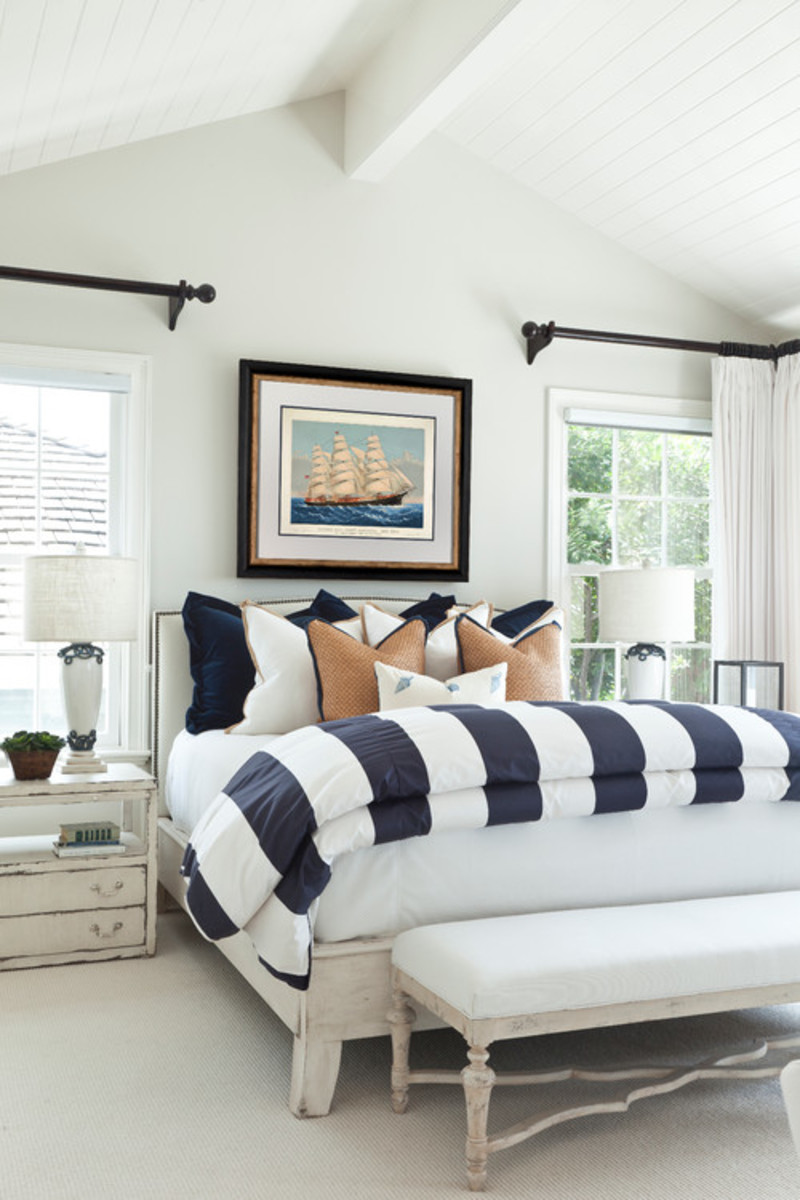 Take your time to research the most comfortable mattress for your master bedroom.