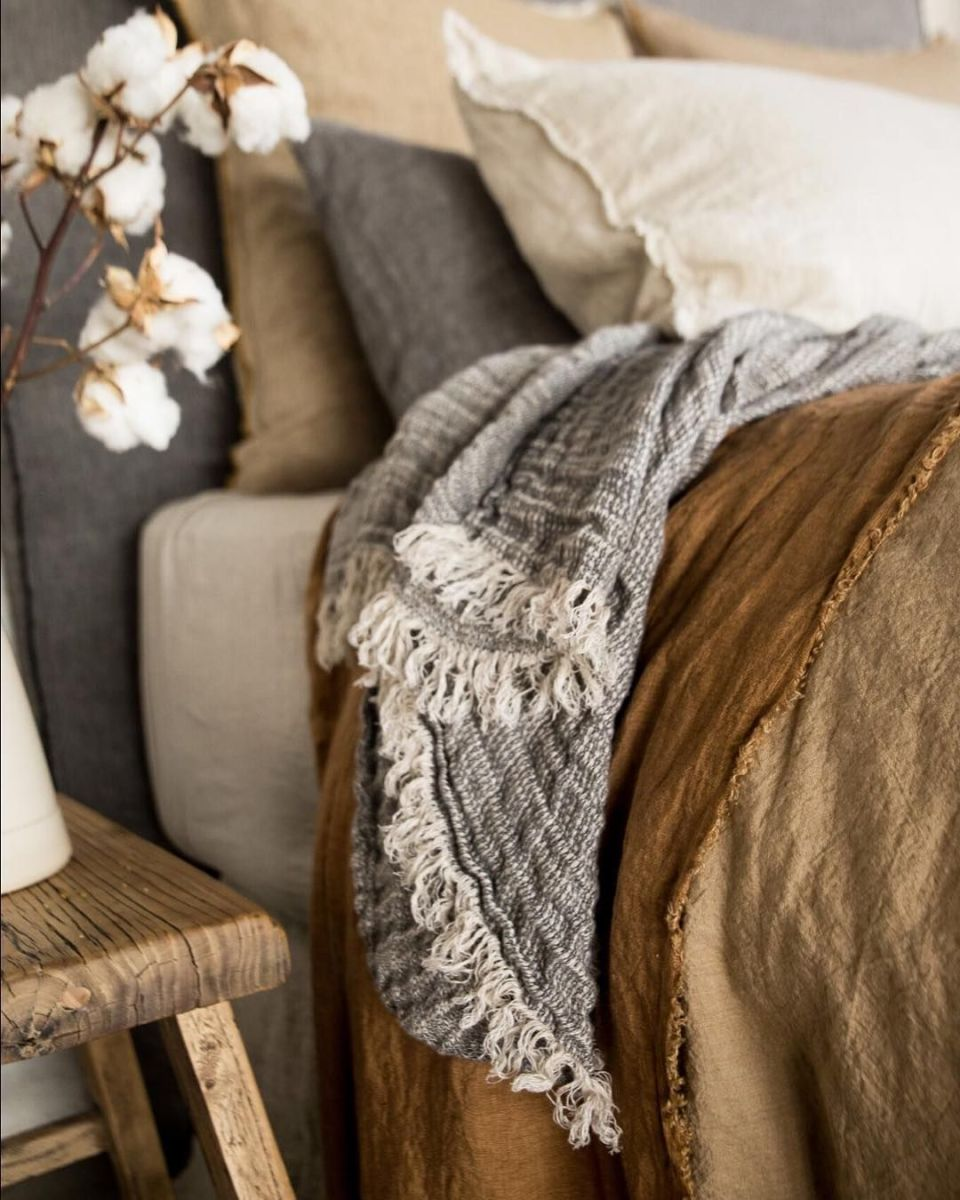 You can create a luxurious bed on almost any budget to find great sale items or outlet websites.