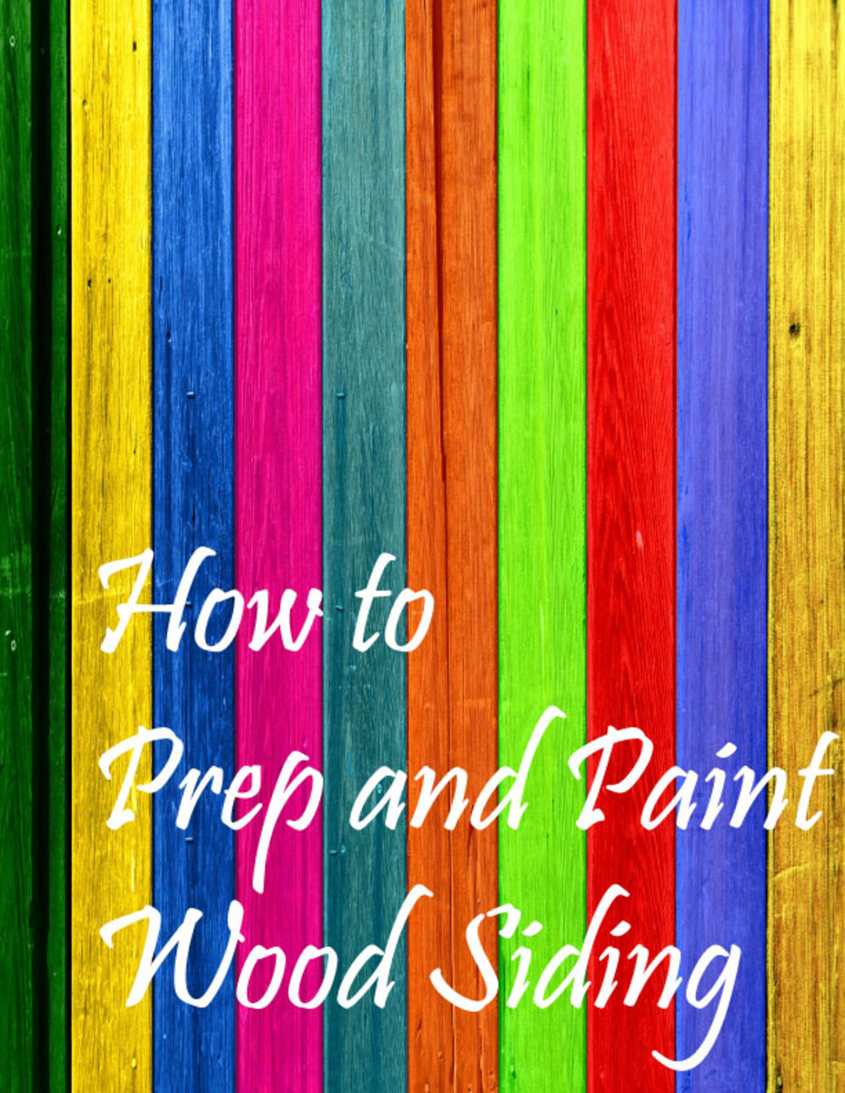 How to Prep and Paint Wood Siding in 2019