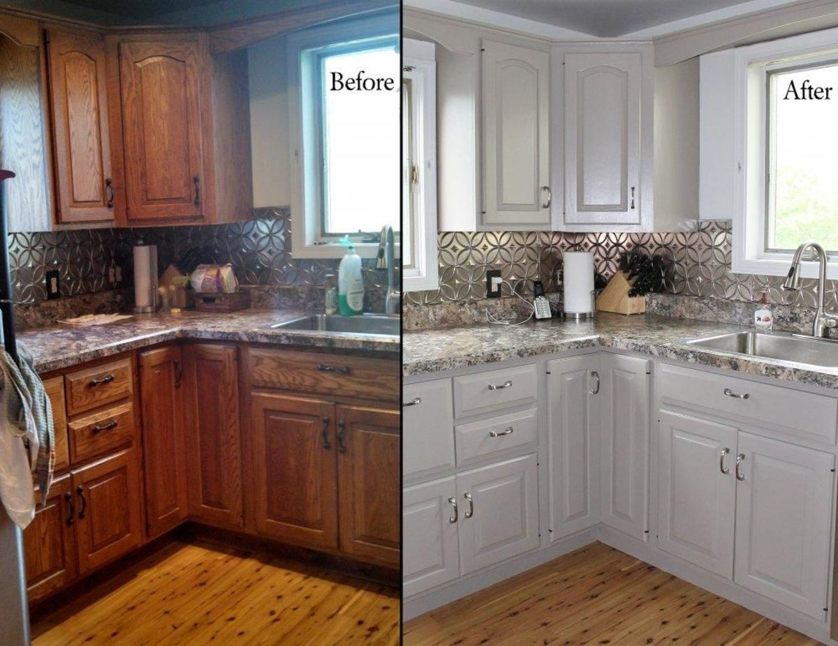 Must Have Tools And Supplies For Painting Wood Cabinets Dengarden