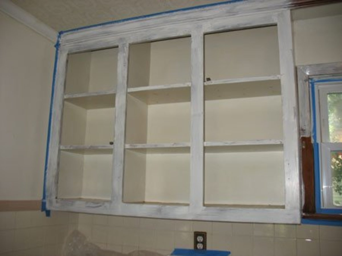 Must-Have Tools and Supplies for Painting Wood Cabinets