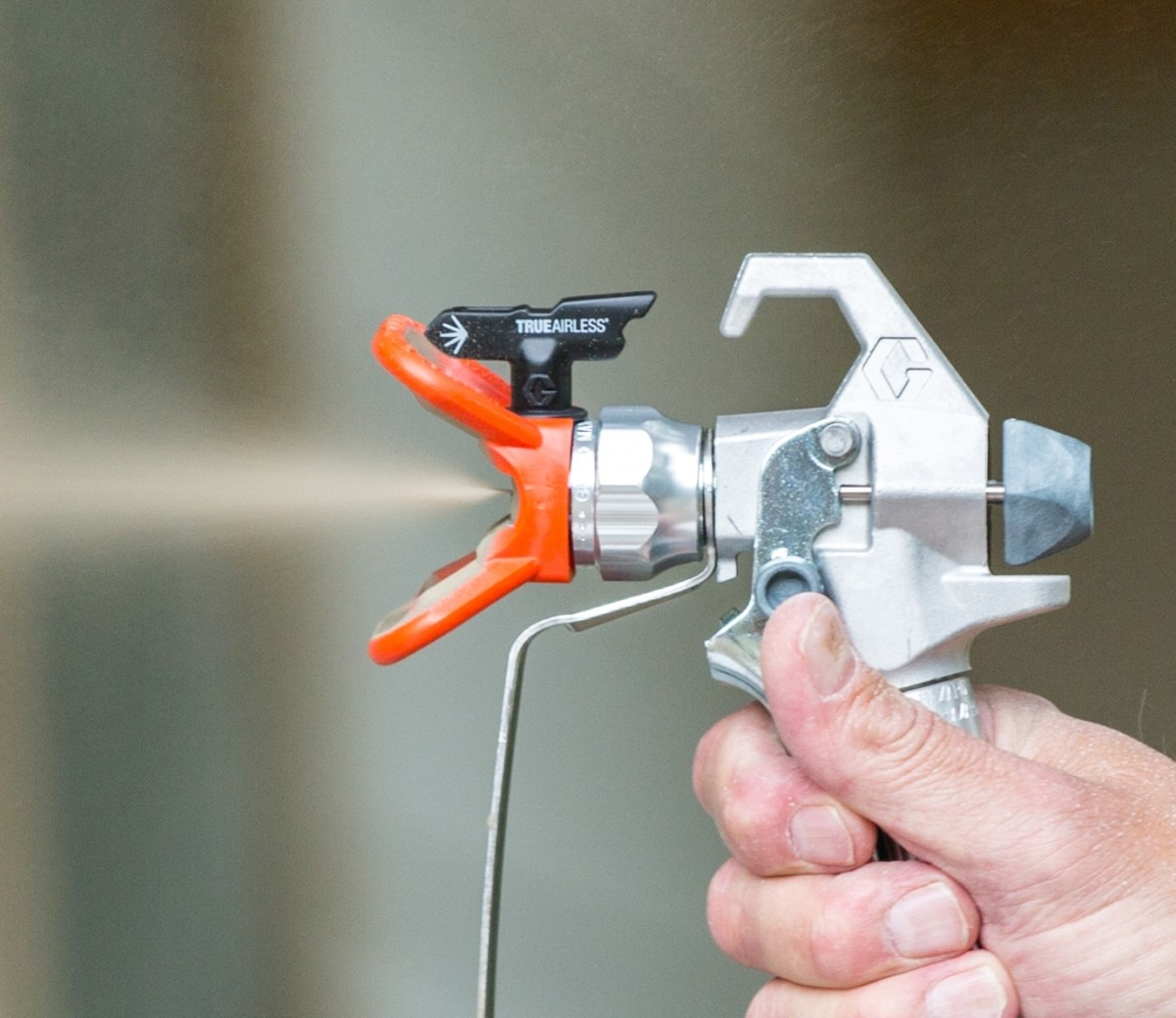 Tips for Cleaning Graco Airless Paint Sprayer Parts