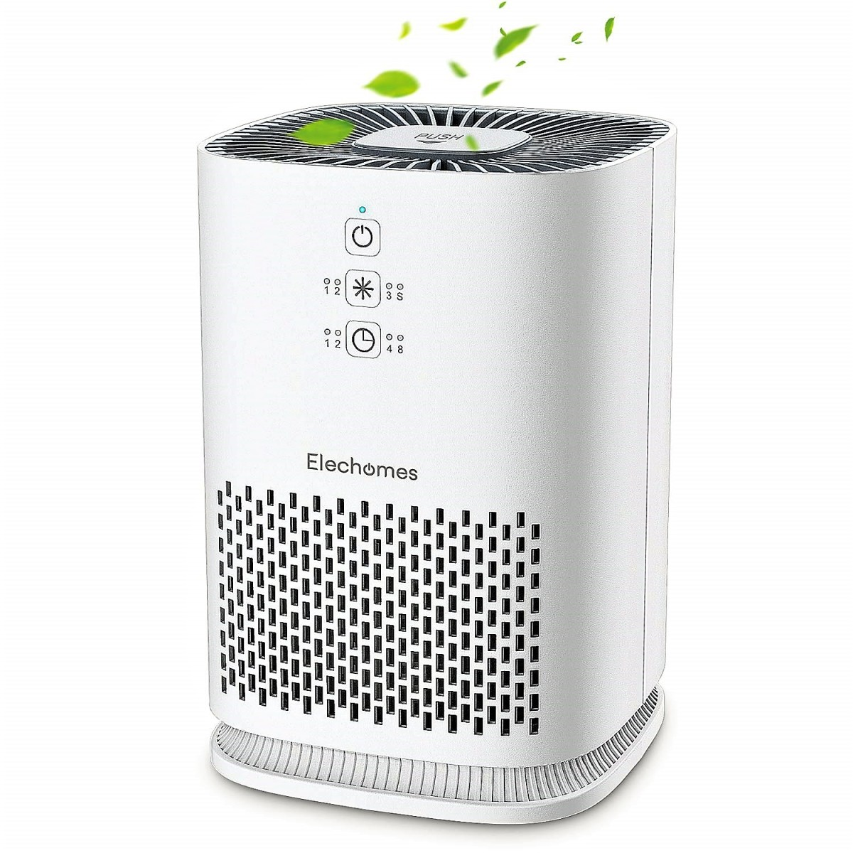 Elechomes Air Purifier Review: The Best Bedroom Filtration