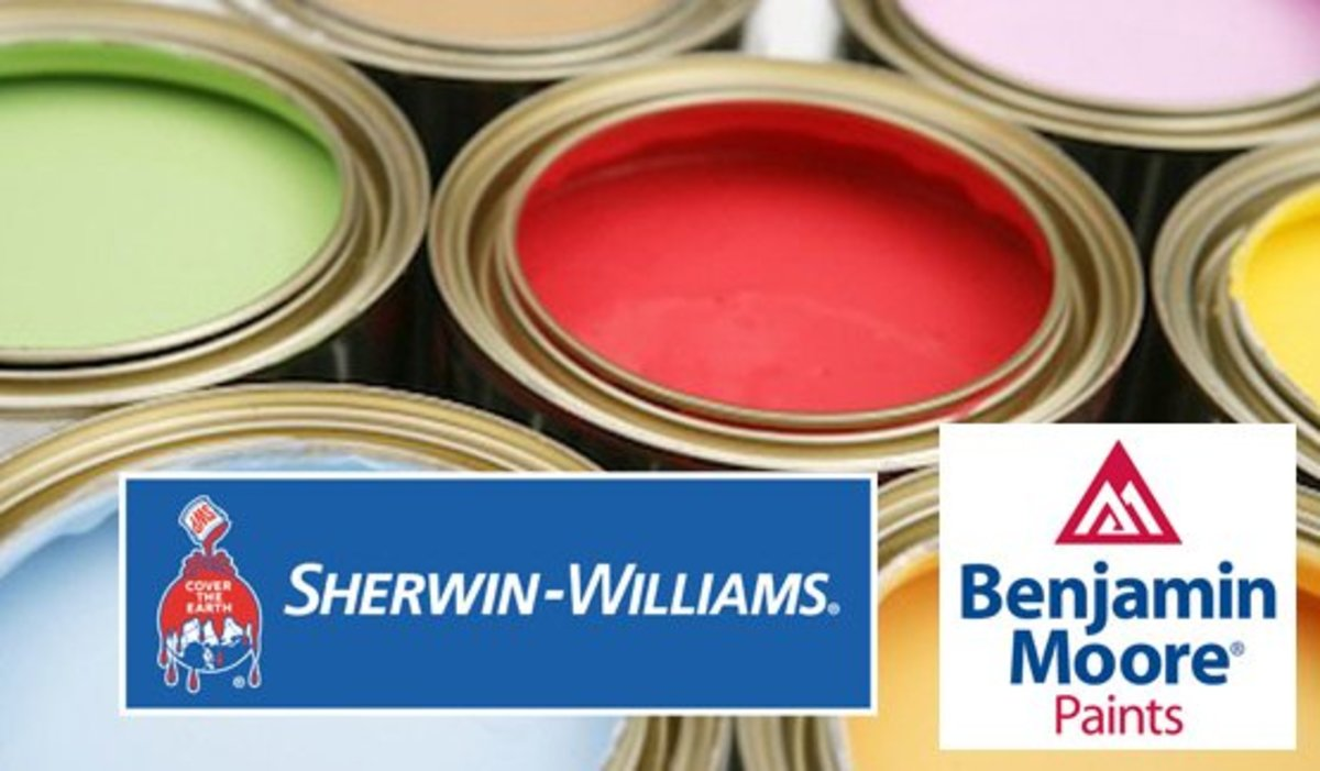 Sherwin Williams Vs Benjamin Moore