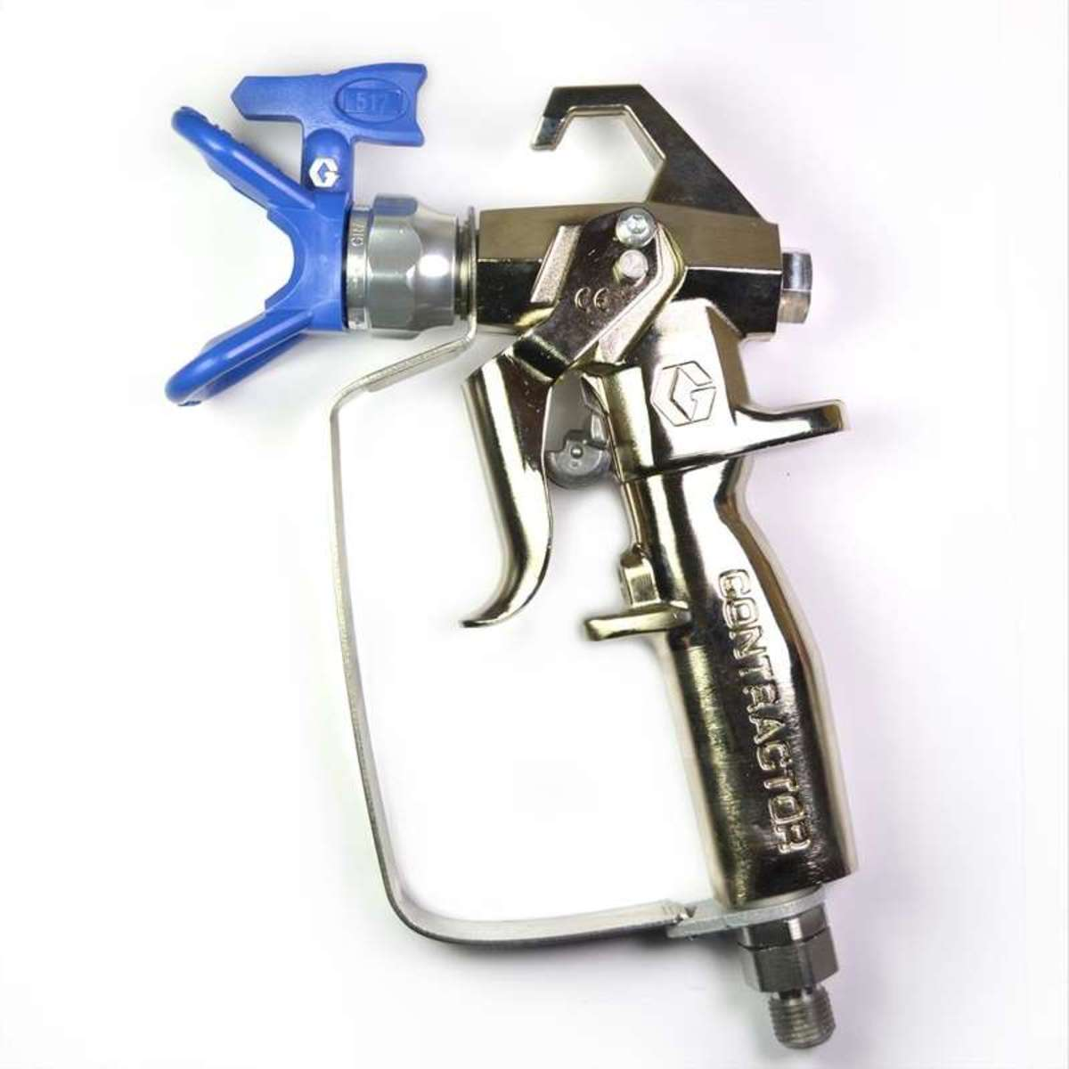 My Review of the Graco Contractor Spray Gun (2-Finger Trigger)