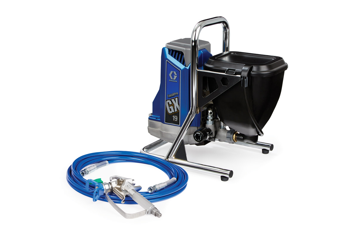 My Review of the Graco GX 19 Airless Sprayer for Painting Cabinets
