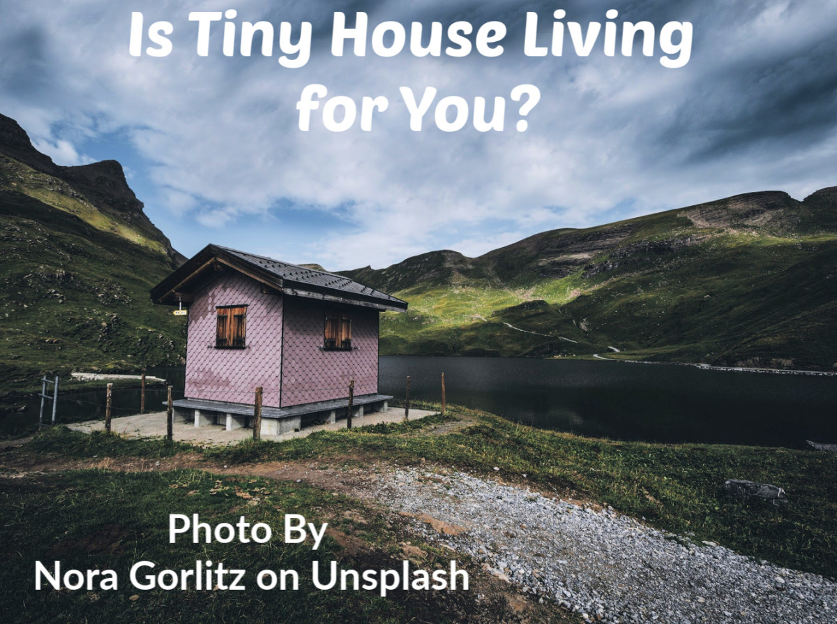 Is tiny house living right for you?