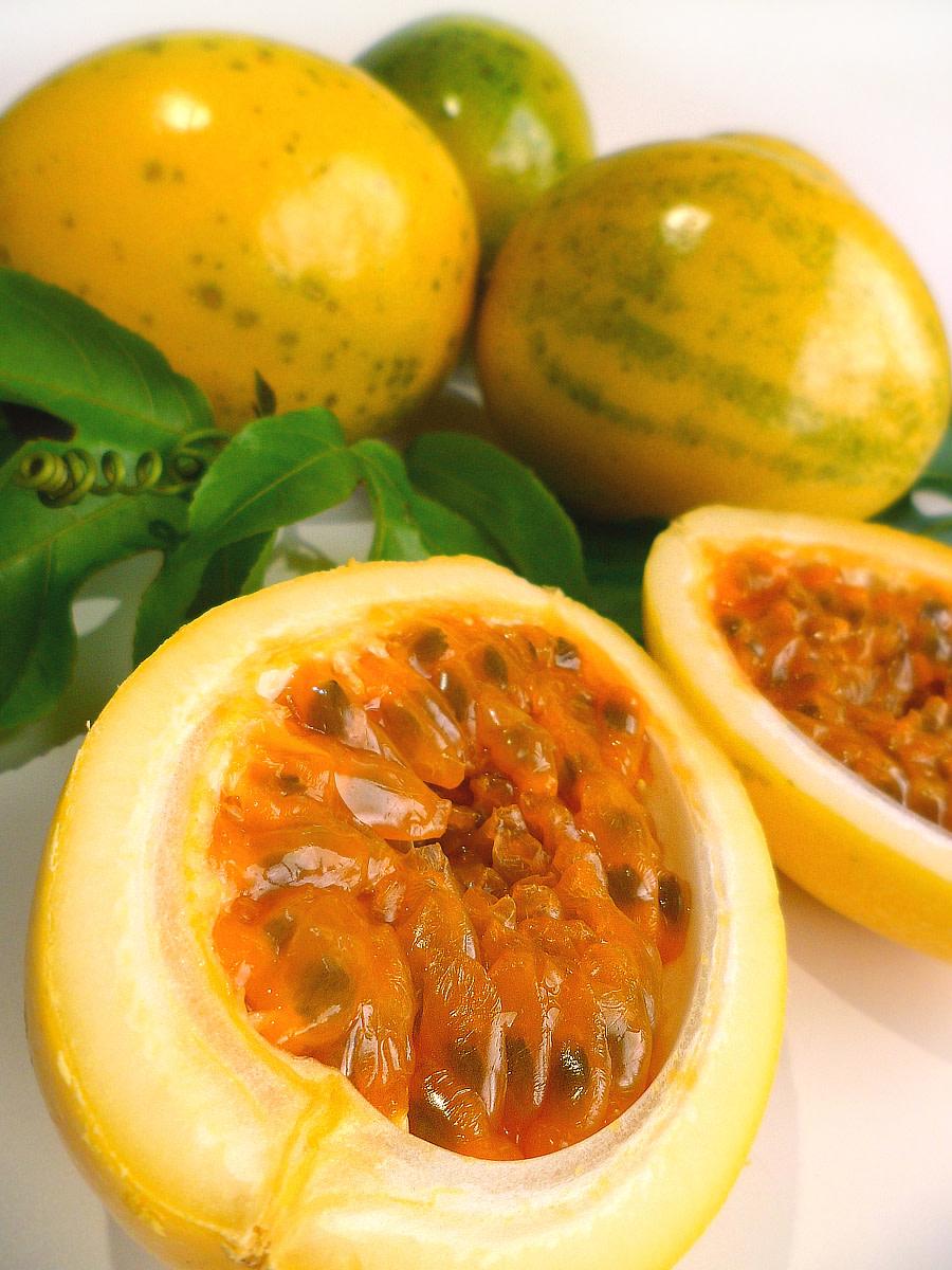 A Tropical Taste of Hawaii: Yellow Passion Fruit Liliko'i