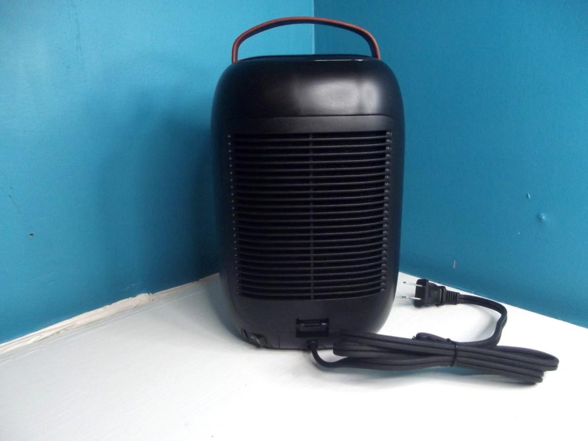 Rear of Slaouwo Space Heater.