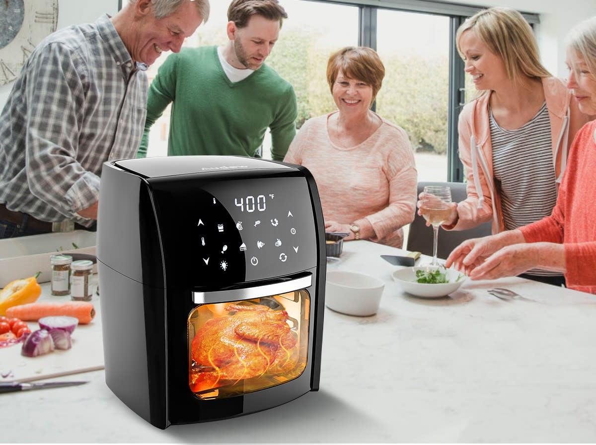 The Audew Air Fryer: A Review