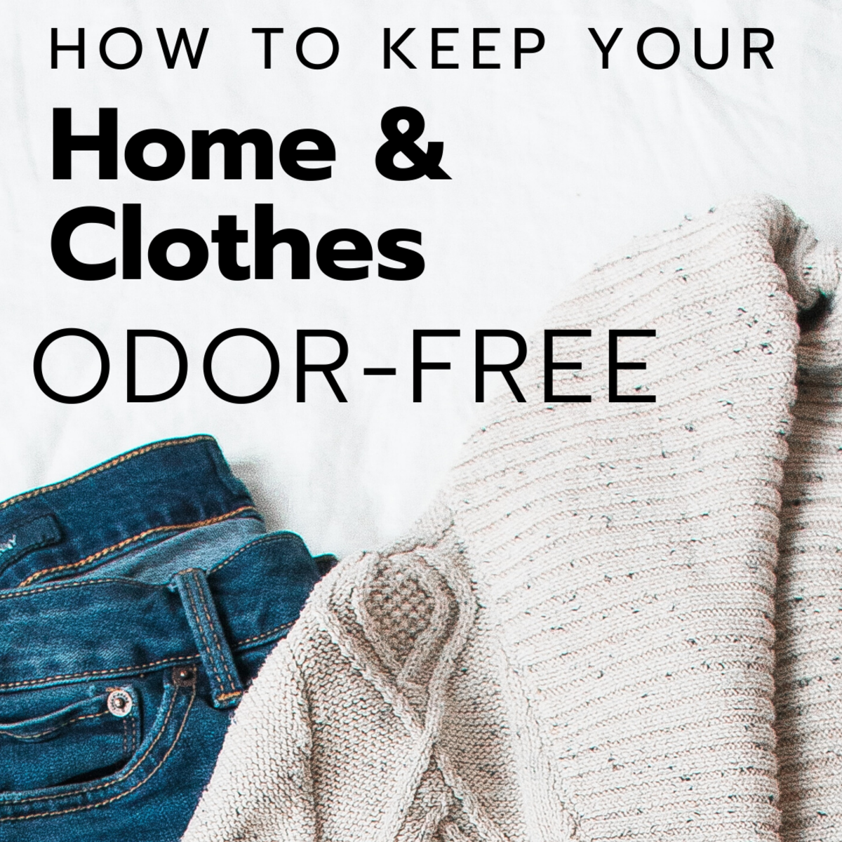 How to Get Food Smells Out of Clothes and Fabric