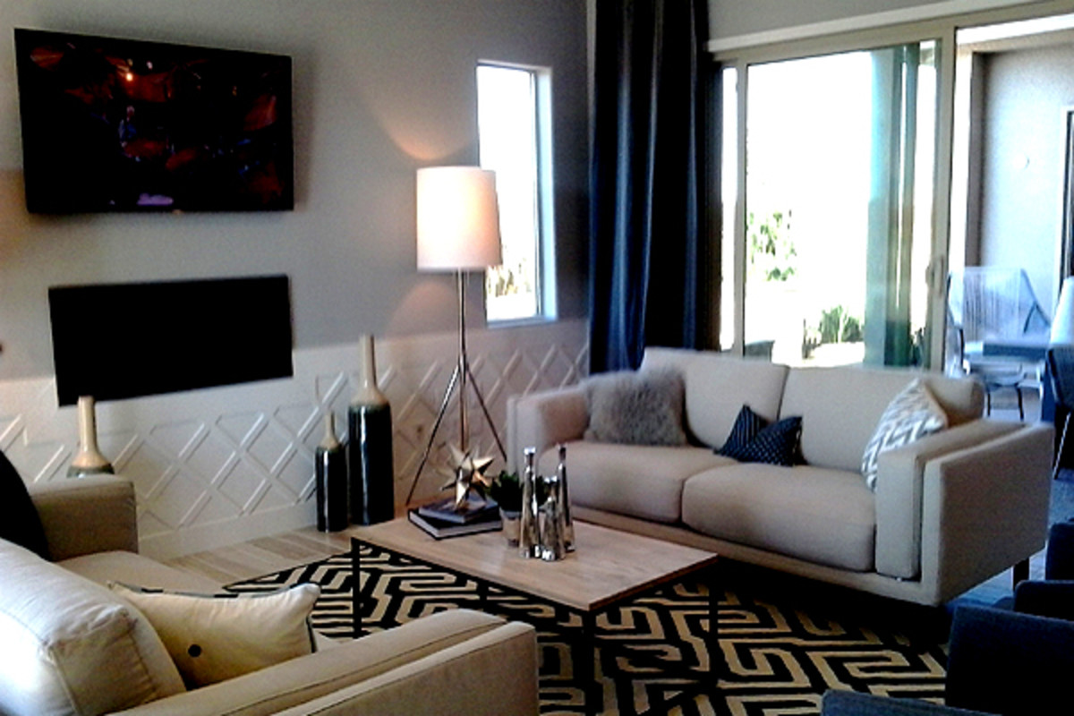 Easy, Cheap and Chic Living Room Design Tricks