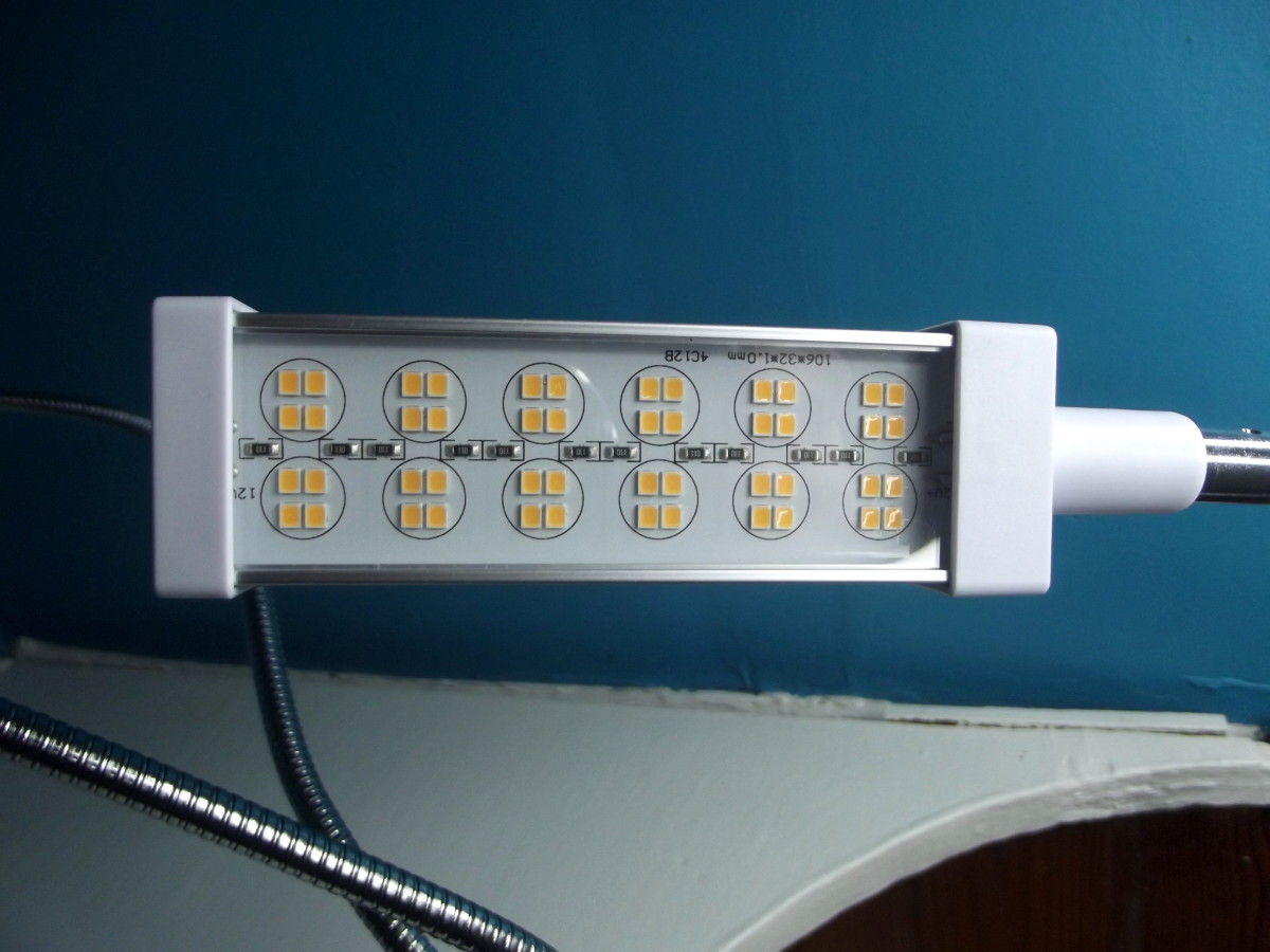 Lamp used with  Vogek Grow Light.