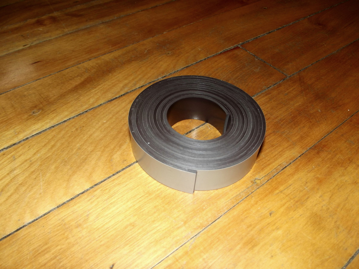 Boundary strip for use with Amarey A980 Robotic Vacuum Cleaner