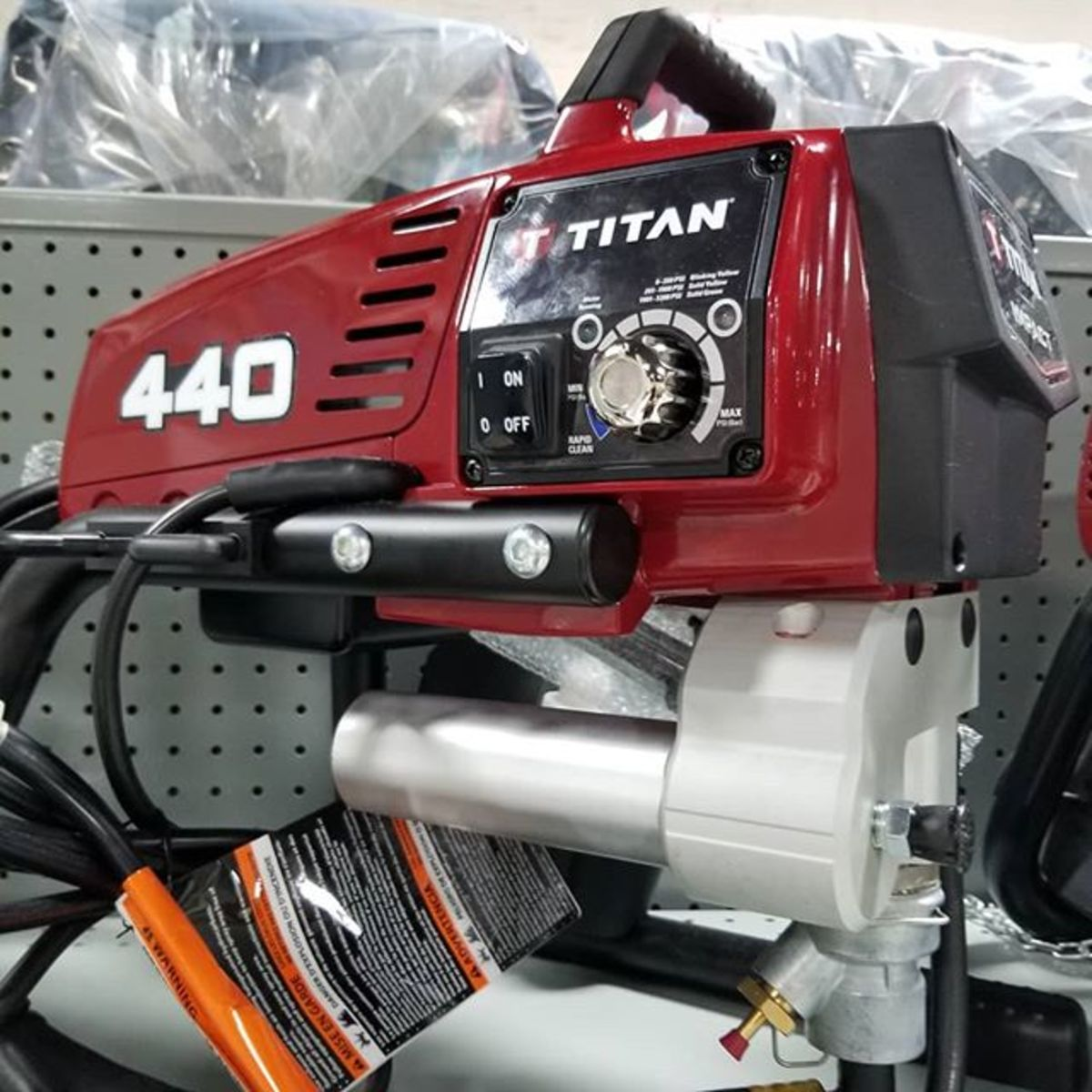 My Review of the Titan 440 Airless Paint Sprayer