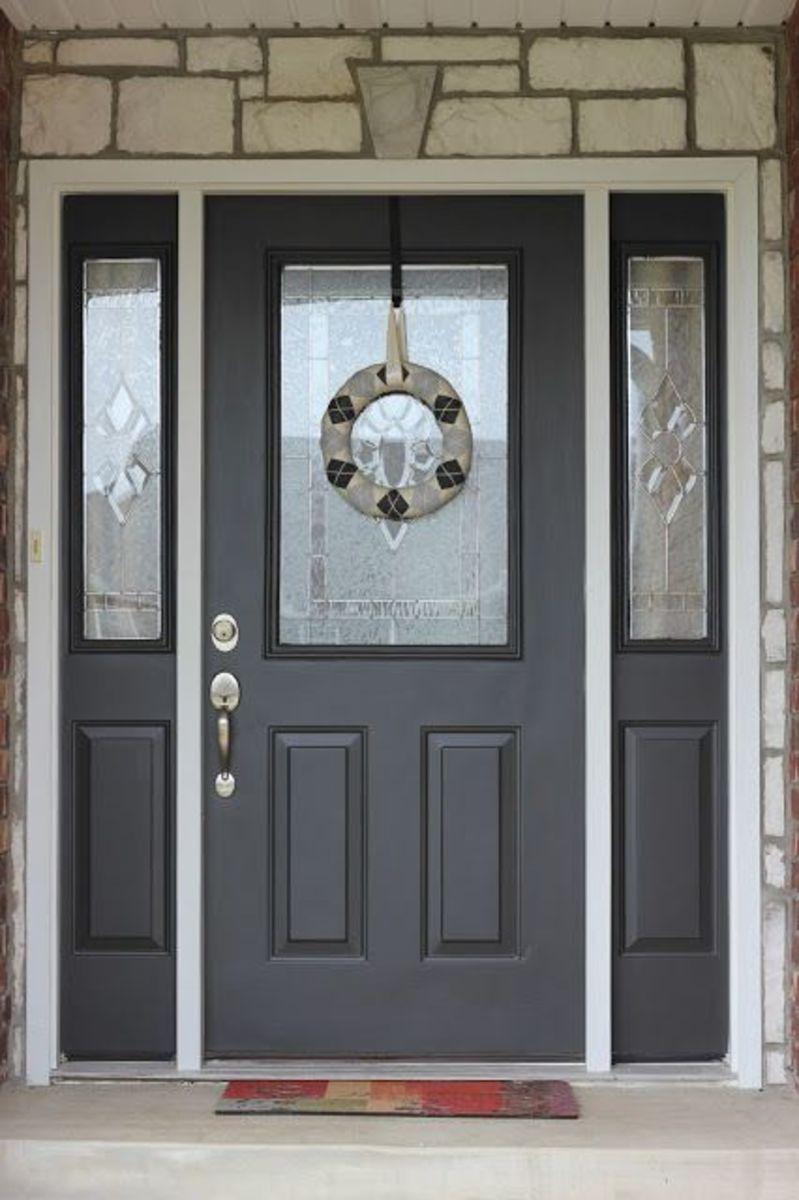 Best Exterior Door Paint From Sherwin