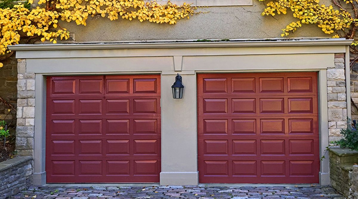 How To Apply Garage Door Paint With An Airless Sprayer