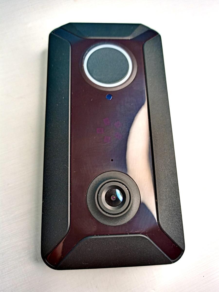 V6 wireless doorbell