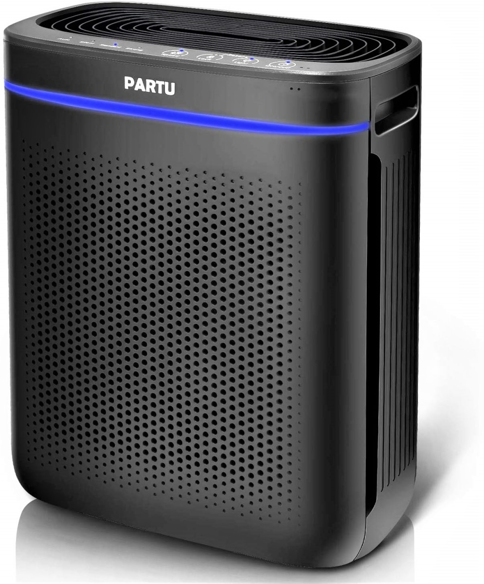 Partu HEPA Air Purifier BS-10